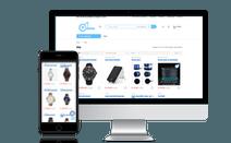 Pakket webshop