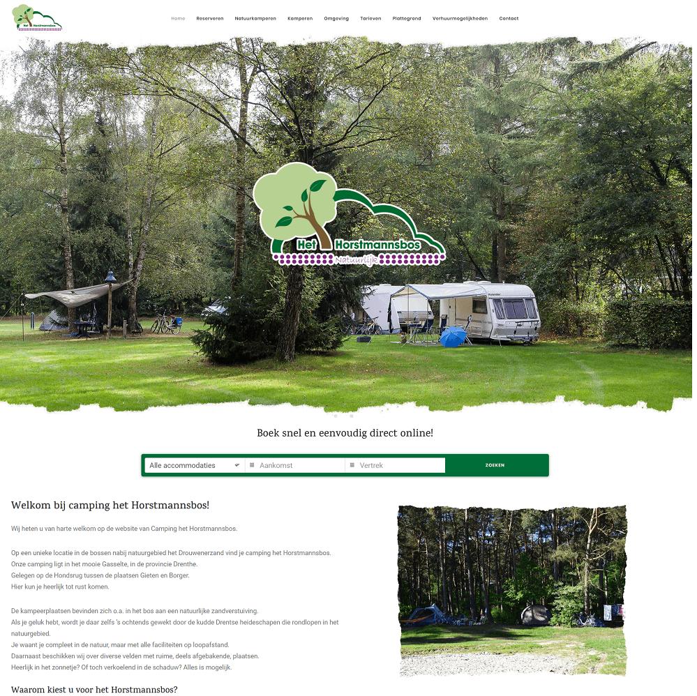 Camping Horstmannabos