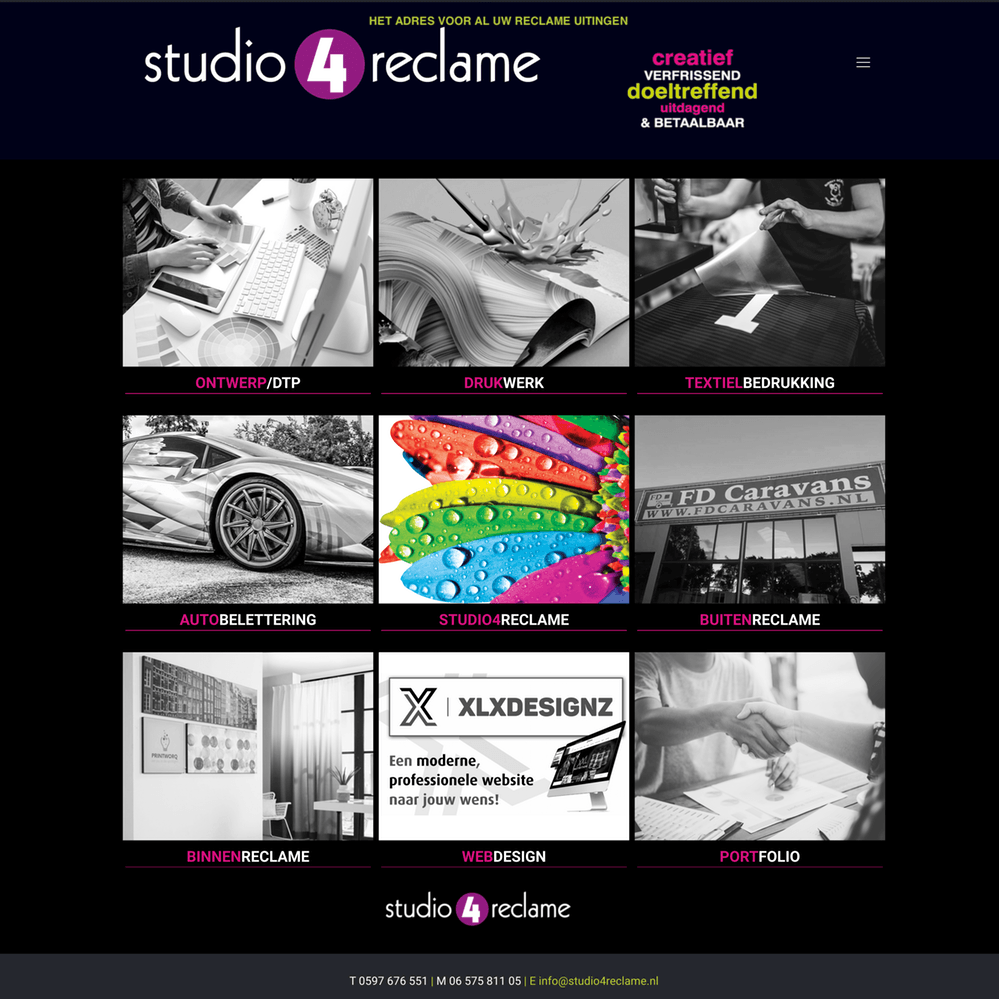 studio4 reclame